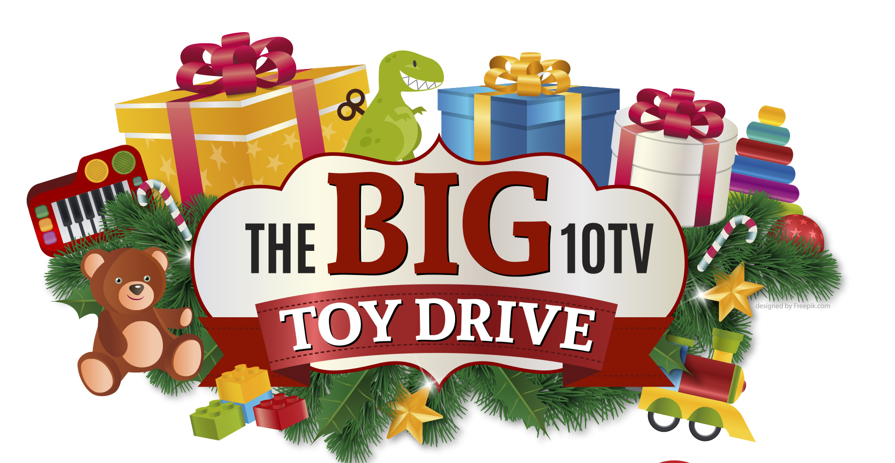 Big 10-TV Toy Drive