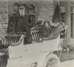Booth, William - Motorcade Tour, Photo No. 5